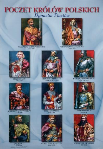 poczet królów